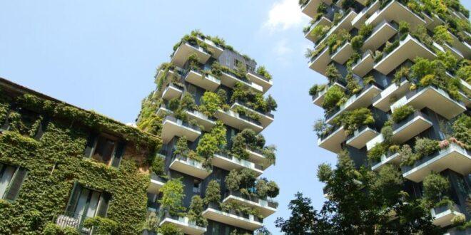 Foto de capa do texto que fala sobre Construção Sustentável